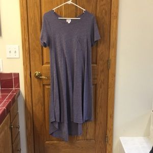 LuLaRoe Carly * Small * Purple